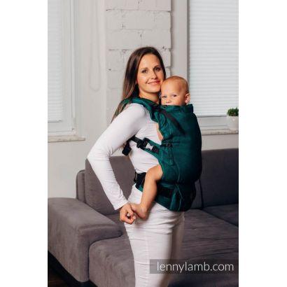 Porte bébé LennyUpGrade - Basic Line Emeraude - Lennylamb - 3