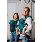 Porte bébé LennyUpGrade - Basic Line Emeraude - Lennylamb - 6