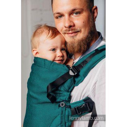 Porte bébé LennyUpGrade - Basic Line Emeraude - Lennylamb - 10