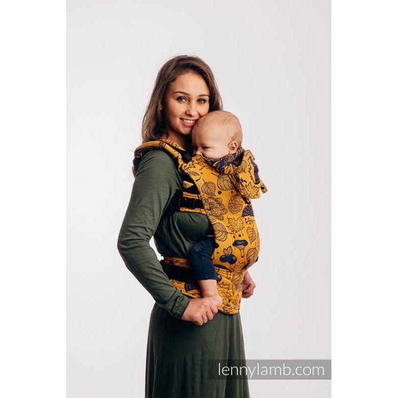 Porte-bébé LennyGo Toddler - Under the Leaves - Golden Autumn - Lennylamb - 1