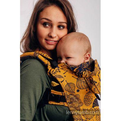 Porte-bébé LennyGo Toddler - Under the Leaves - Golden Autumn - Lennylamb - 3