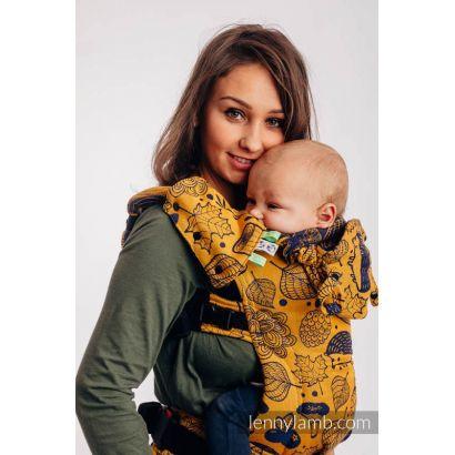 Porte-bébé LennyGo Toddler - Under the Leaves - Golden Autumn - Lennylamb - 5