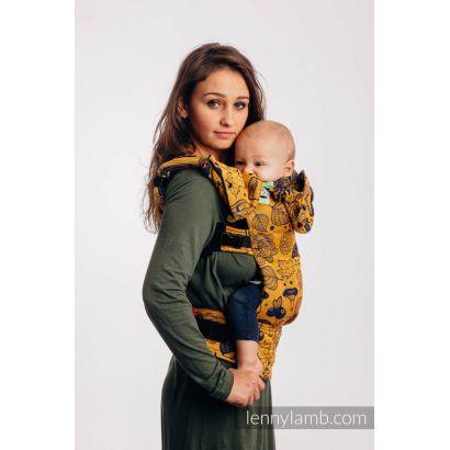 Porte-bébé LennyGo Toddler - Under the Leaves - Golden Autumn - Lennylamb - 6