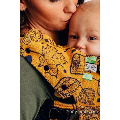 Porte-bébé LennyGo Toddler - Under the Leaves - Golden Autumn - Lennylamb - 8