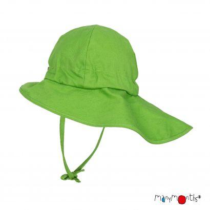 Chapeau ajustable Coton/Chanvre - Manymonths - 5