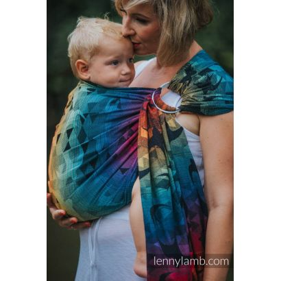 Sling Lennylamb - Swallows Rainbow Dark - 6