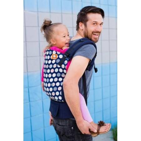 Porte Bébé Tula Toddler - Trendsetter Navy