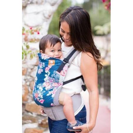 Porte Bébé Tula Toddler - Flora Blue