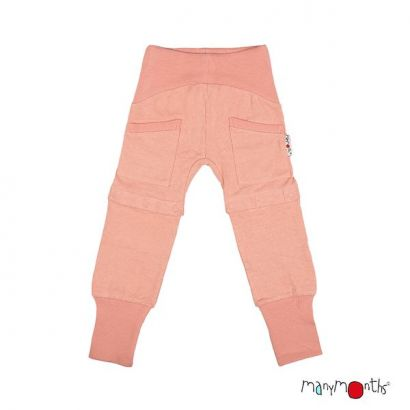 Pantalon Yoga Court/Long - Manymonths Babyidea Oy - 2