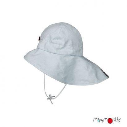 Chapeau ajustable Light - Coton/Chanvre - Manymonths Babyidea Oy - 2