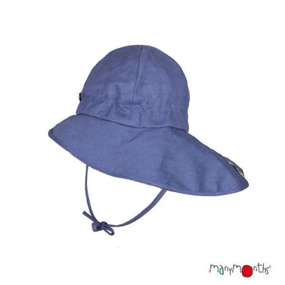 Chapeau ajustable Coton/Chanvre - Manymonths Babyidea Oy - 3