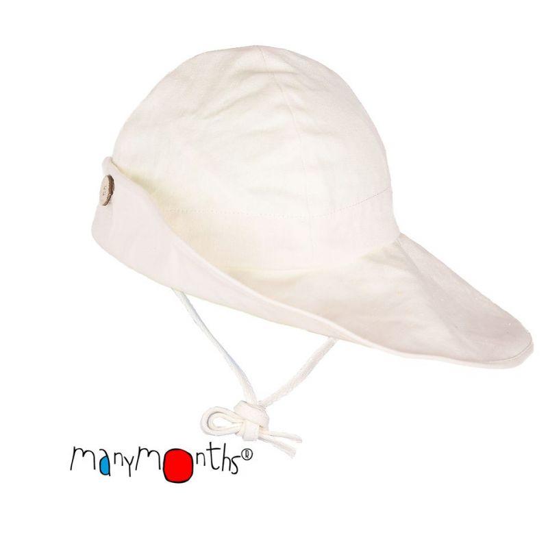 Chapeau ajustable Coton/Chanvre - Manymonths Babyidea Oy - 4