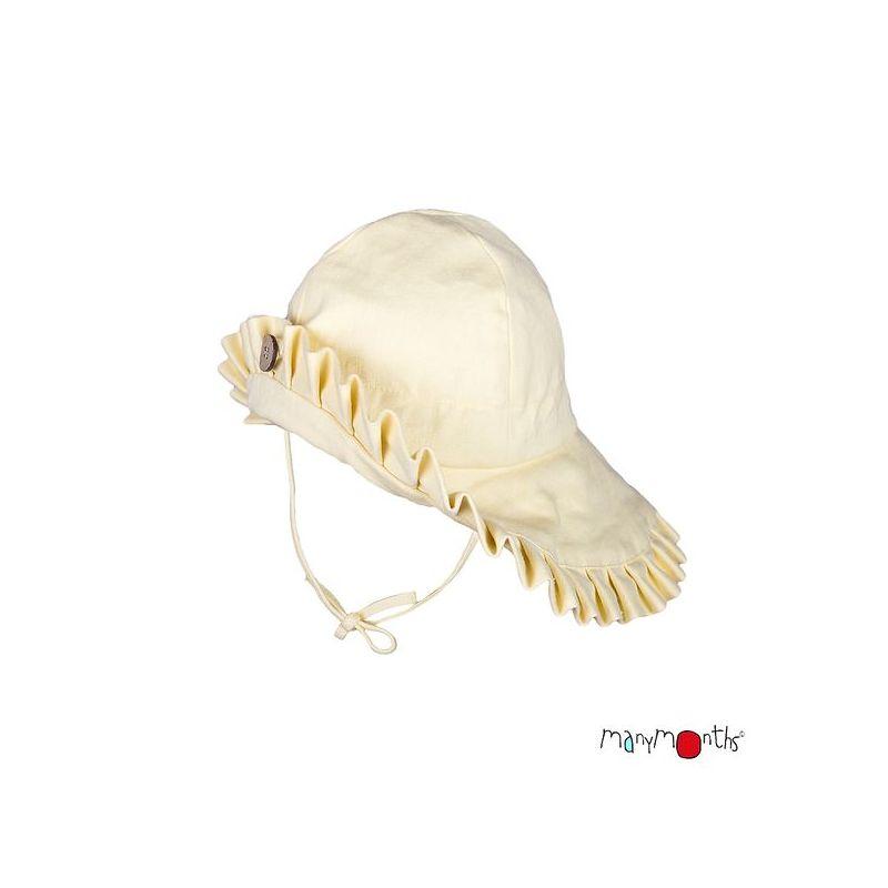 Chapeau ajustable avec froufrous - Manymonths Babyidea Oy - 1