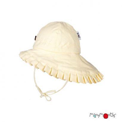 Chapeau ajustable avec froufrous - Manymonths Babyidea Oy - 2