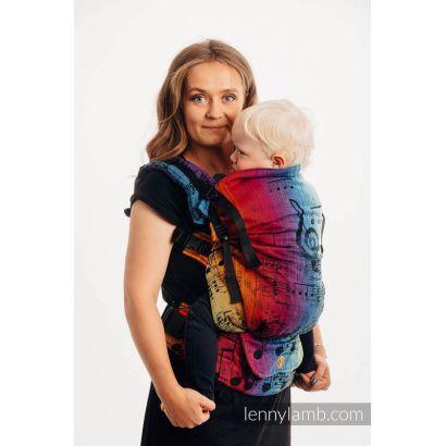 LennyPreschool Lennylamb - Symphony Rainbow dark  - 2