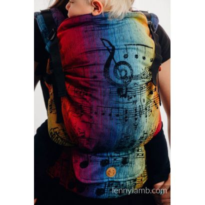 LennyPreschool Lennylamb - Symphony Rainbow dark  - 5