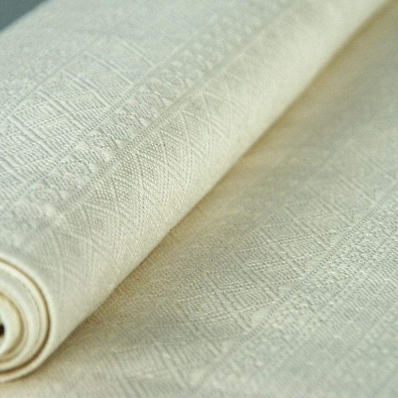 Echarpe Didymos - Indio Nature avec chanvre - 100% Coton