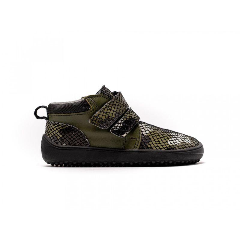 Chaussure enfant barefoot - Army - Be Lenka  - 1