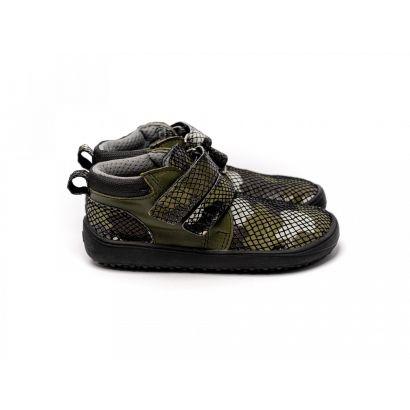 Chaussure enfant barefoot - Army - Be Lenka  - 2