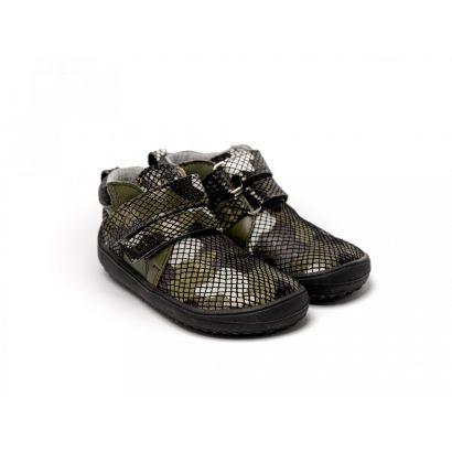 Chaussure enfant barefoot - Army - Be Lenka  - 3