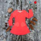 Robe poches coeur - Manymonths Babyidea Oy - 1