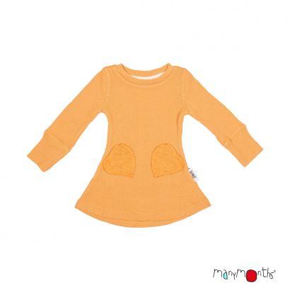 Robe poches coeur - Manymonths Babyidea Oy - 2