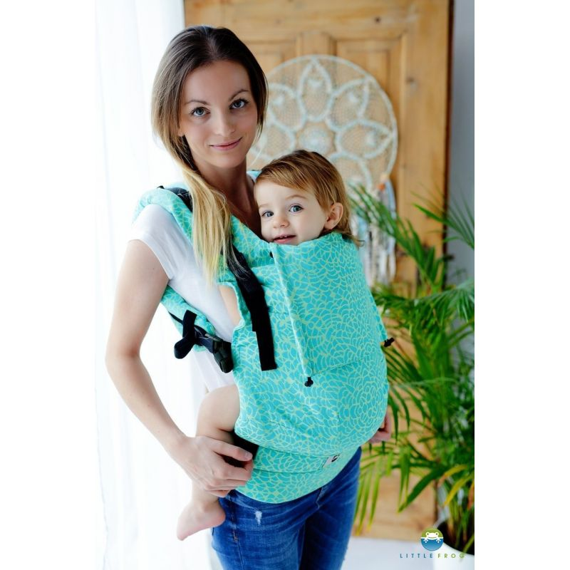 Porte-bébé Toddler - Flourish - Little Frog Little Frog - 1
