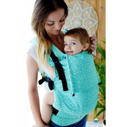 Porte-bébé Toddler - Flourish - Little Frog Little Frog - 2