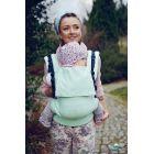 Porte-bébé Toddler - Pistachio Ammonites - Little Frog Little Frog - 1