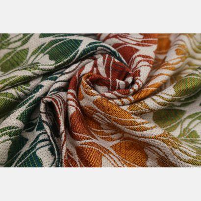 Scarf Yaro - La Fleur Trinity Maple Rainbow High Wool - 30% Coton/70% Laine mérinos Yaro - 4