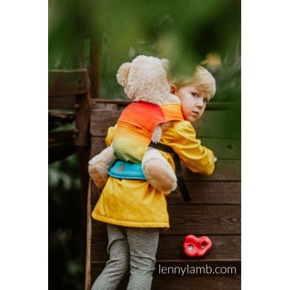 Porte poupon - Rainbow Baby - Lennylamb Lennylamb - 2