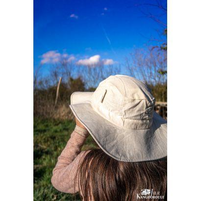 Chapeau du voyageur Chanvre/Coton - Manymonths Babyidea Oy - 7