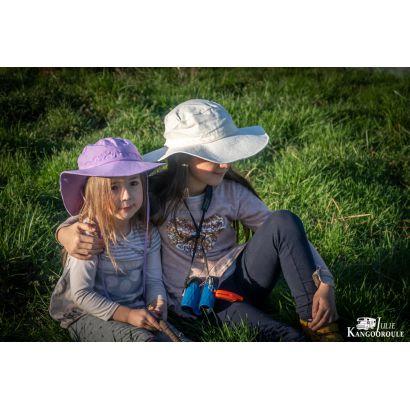 Chapeau du voyageur Chanvre/Coton - Manymonths Babyidea Oy - 8
