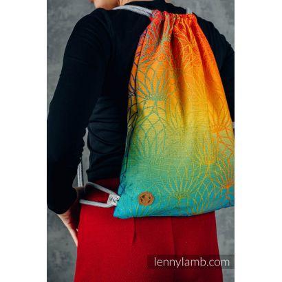 Sac à lanières Lennylamb - Rainbow Lotus Lennylamb - 3