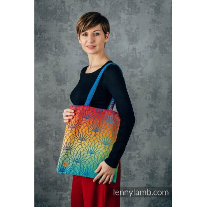 Sac Shopping Lennylamb - Rainbow Lotus Lennylamb - 1