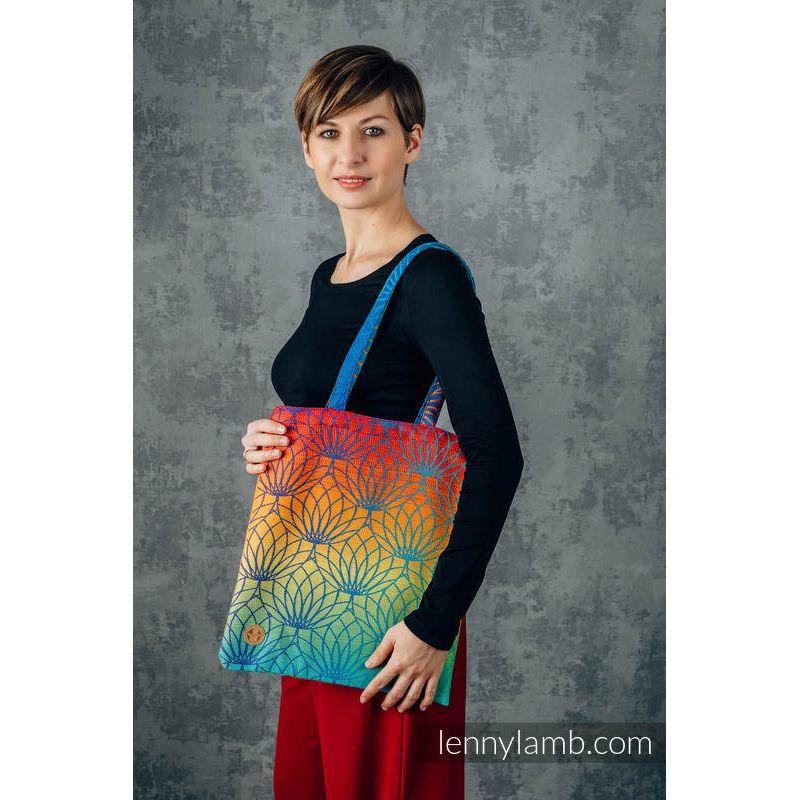Sac Shopping Lennylamb - Rainbow Lotus Lennylamb - 1