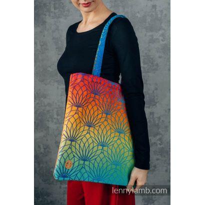 Sac Shopping Lennylamb - Rainbow Lotus Lennylamb - 2