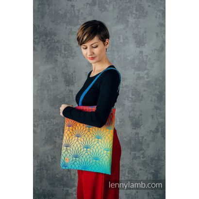 Sac Shopping Lennylamb - Rainbow Lotus Lennylamb - 3