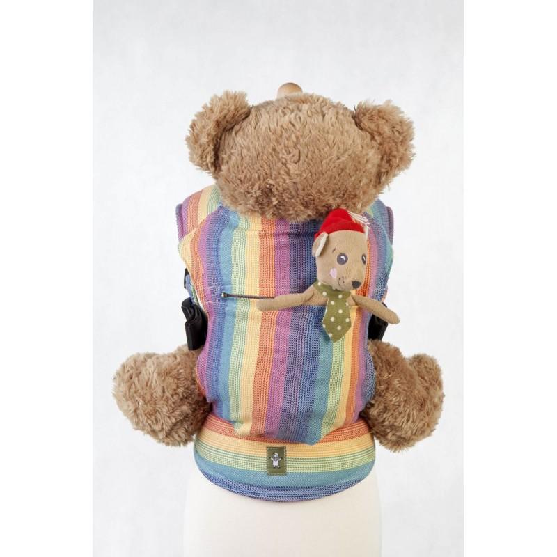 Porte poupon - Sunrise Rainbow - Lennylamb