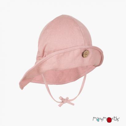Chapeau ajustable original - Coton/Chanvre - Manymonths Babyidea Oy - 1