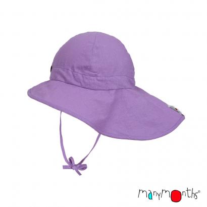 Chapeau ajustable Light - Coton/Chanvre - Manymonths (version 2021) Babyidea Oy - 11