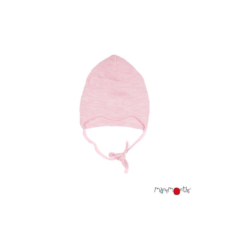 * Préco 2021 * Bonnet bébé avec cordons - Manymonths Babyidea Oy - 5