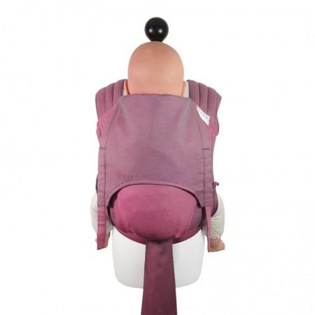 Mei Tai FlyTai Toddler - Lines Pink - Edition limitée - Fidella
