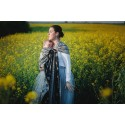 Sling Lennylamb Jacquard - Glamorous Linen Lace Reverse - 60% coton et 40% lin