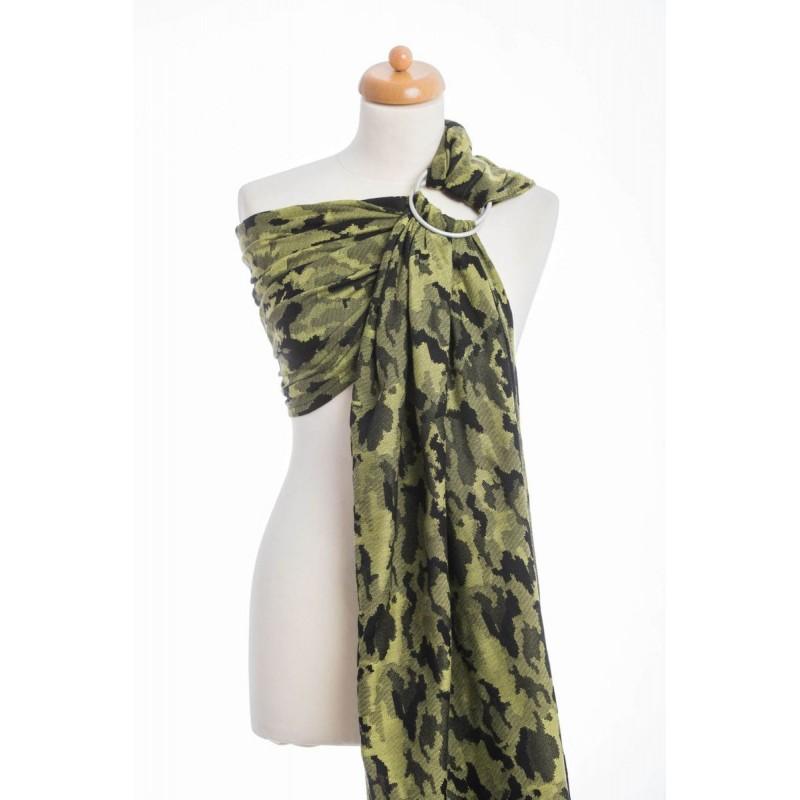 Sling Lennylamb Jacquard - Green Camo - 100% coton