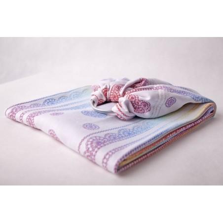Sling Lennylamb Jacquard - Rainbow Lace Reverse - 100% coton