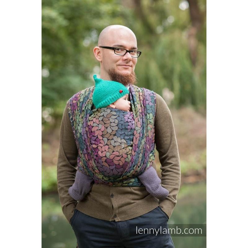 Echarpe Lennylamb - Colors of Rain (100% coton)