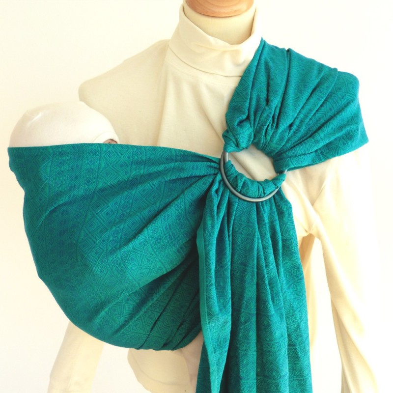 Sling Didysling Didymos Indio Emerald