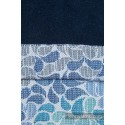 Snood Lennylamb - Colors of Heaven & Neavy Blue - Coton