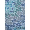 Snood Lennylamb - Colors of Heaven & Neavy Blue - Coton